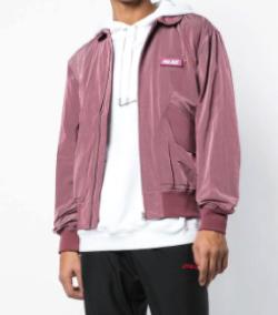 Palace full-zipped bomber jacket