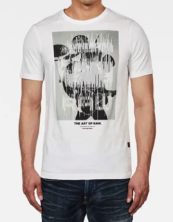 G-Star RAW Graphic 1 Slim T-Shirt