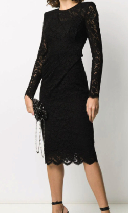 Dolce & Gabbana シャーリング ドレス