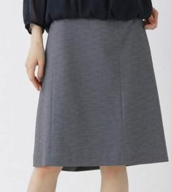 SOFUOL モックロディAラインスカート