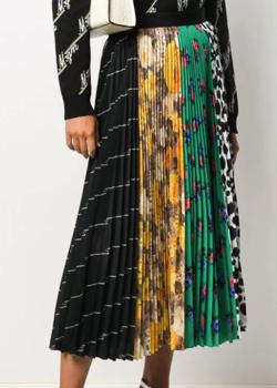 MSGM フローラル スカート