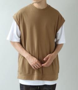 RAGEBLUE アンサンブルベスト&Tシャツ