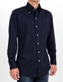 ozie ビズポロ・スムースニットシャツ
