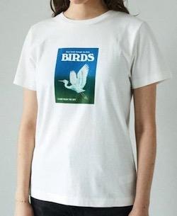 MOUSSY BIRDS Tシャツ