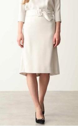 PINKY & DIANNE バックマーメイドセットアップスカート