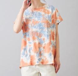 CUBE SUGAR タイダイTシャツ