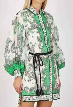 Alice+Olivia Oralia シャツドレス