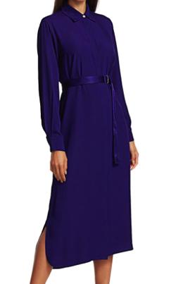 Rosetta Getty Relaxed Shirt Dress