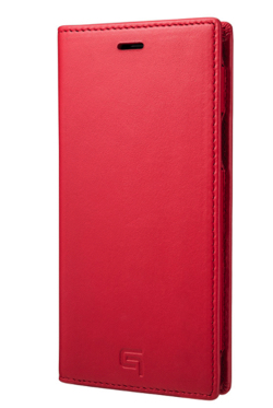 GRAMAS Italian Genuine Leather Book Case for iPhone