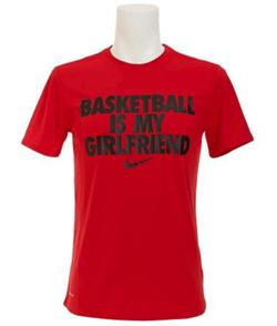 Nike(ナイキ) BASKETBALL IS MY GF Tシャツ