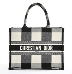 Dior ディオール ブックトート トートバッグ キャンバス