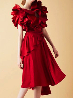 RUVIE PARTY ドレス