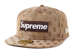 Supreme Monogram Box Logo New Era