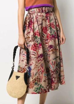 MSGM パターン スカート