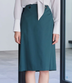 JOSEPH スーパーサン アシンメトリースカート