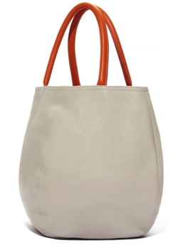 ADINA MUSE IMPORT LEATHER WRAP TOTE