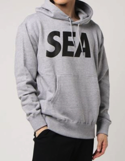 WIND AND SEA PULLOVER SWEAT A