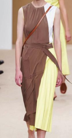 Tod's 2020年春夏コレクション ドレス