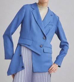 UNITED TOKYO  アシメマルチジャケット