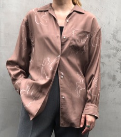 WRYHT(ライト)ONE-PIECE COLLAR BLOUSE