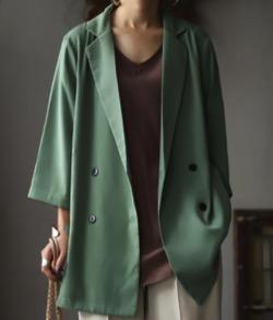 antiqua ジャケット 「大人の女性」だからこそ似合う、理想のシルエット。py-00495