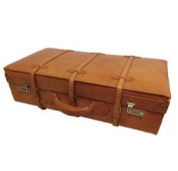 LEAVES 牛革トランク 28インチ ハンドメイド