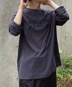 NOBLE ビックシルエットグラフィックTシャツ