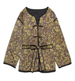 Lily Brown キルティングジャケット
