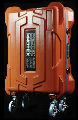 PROTEX 容量約106Lのダイビング・トラベル専用キャリーコンテナCR-7000 Ver.1