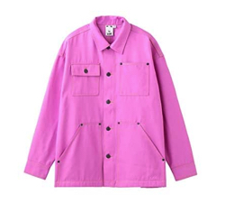 X-girl COVERALL JACKET