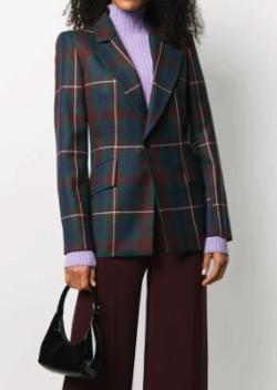 Vivienne Westwood チェック ジャケット