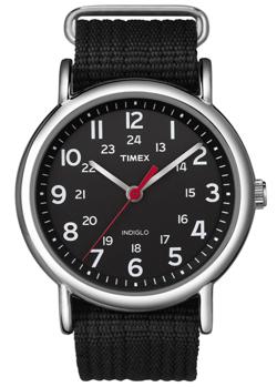 TIMEX ウィークエンダー セントラルパーク ブラック