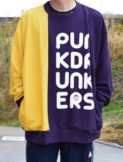 PUNK DRUNKERS 2/3 たっぷりトレーナー