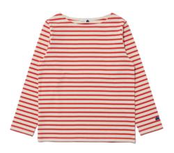 LOGOS バスクL/S Tシャツ