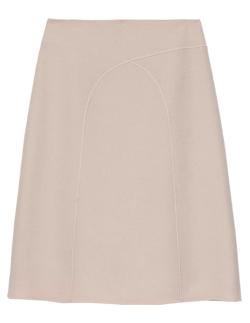 milaschon ダブルジョーゼットスカート