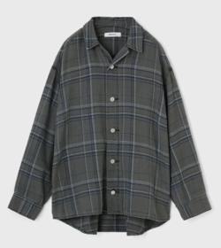 MOUSSY INDIGO CHECK SHIRT ジャケット