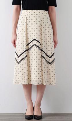 AMACA クレストパネルスカート