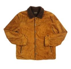 TENDERLOIN(テンダーロイン) T-SADDLE SUEDE JKT ジャケット