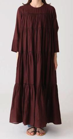ne Quittez pas SP TIERED ドレス
