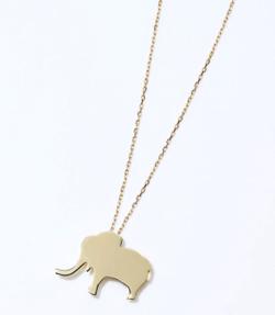 Enasoluna Elephant necklace