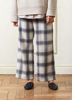 POSTELEGANT 2018 AUTUMN&WINTER COLLECTION  Pure Organic Cashmere Pajamas Pants