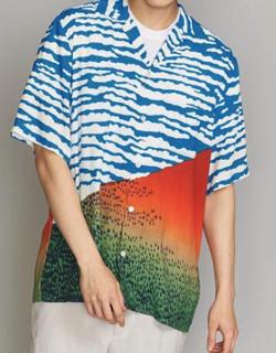 BEAUTY&YOUTH UNITED ARROWS HOKUSAI FUJI/シャツ