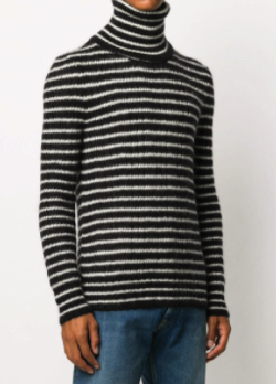 SAINT LAURENT タートルネックセーター