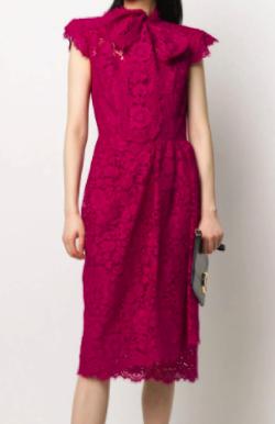 Dolce & Gabbana レース ドレス