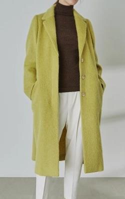 styling/ バッククロークドレスコート