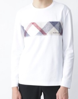 BLACK LABEL CRESTBRIDGE ソロテックスビッグスケールクレストブリッジチェックシャツ