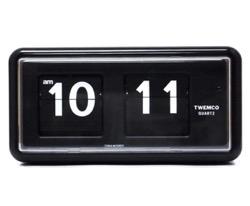TWEMCO トゥエンコ インテリアクロック パタパタ時計 qt-30