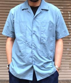 MANASTASH リバーシャツ 2.0