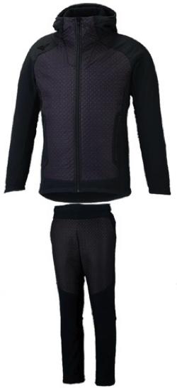 MIZUNO ブレスサーモピンソニックジャケット パンツ 上下セット