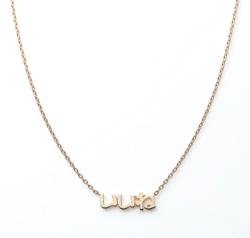 Enasoluna いいね necklace